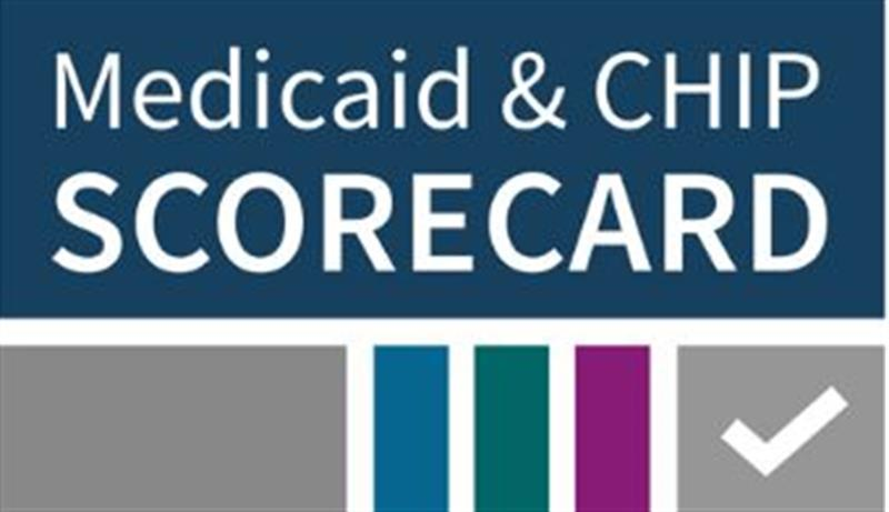 Link to Medicaid & CHIP Scorecard