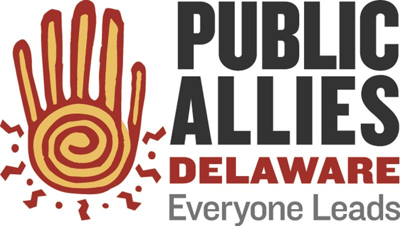 The Public Allies Delaware logo