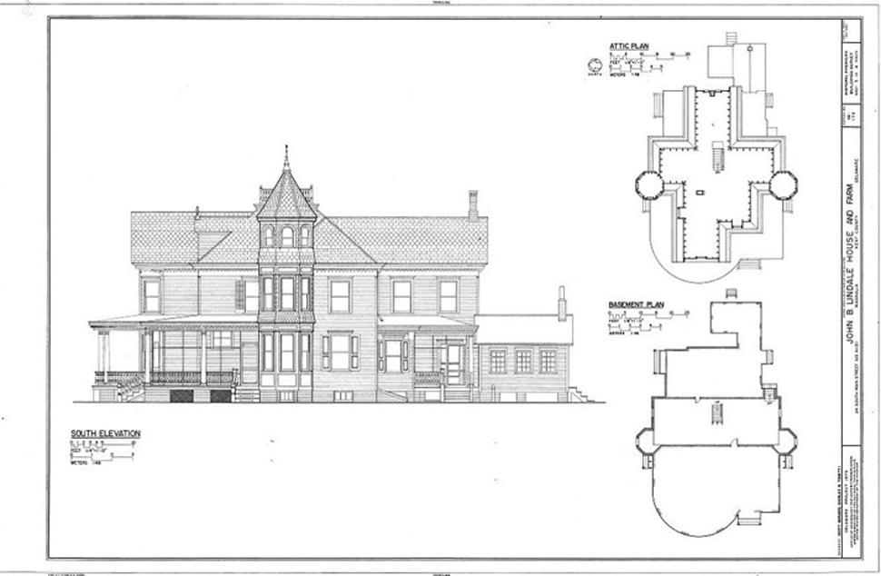 Center for Historic Architecture Design