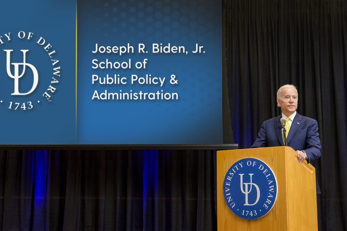 Biden School Announcement