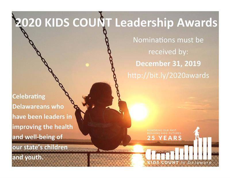 2020 KIDS COUNT Leadership Awards